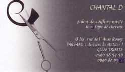 chantal D location martinique tartane