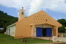 eglise location martinique tartane