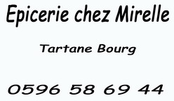 epicerie chez mirelle location martinique tartane
