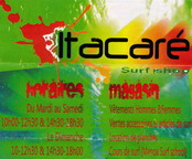 itacare surf shop location martinique tartane
