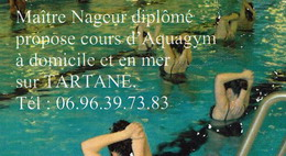 maitre nageur location martinique tartane
