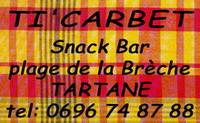 restaurants location martinique tartane