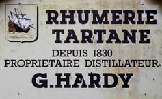 rhum et souvenir location martinique tartane
