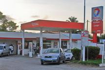 station service location martinique tartane