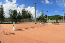 tennis location martinique tartane