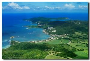 La presqu'île de Tartane