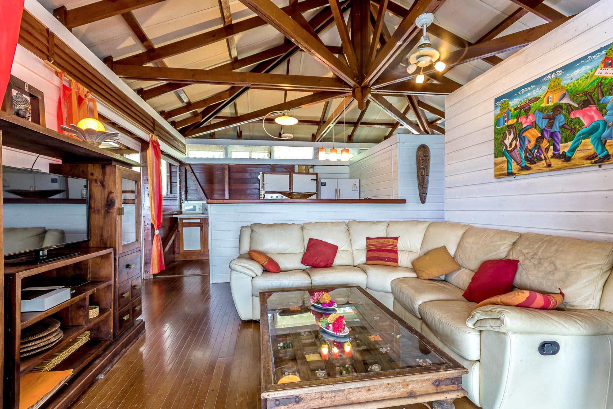 La maison en photo villa de charme villa de charme for 972 martinique location maison